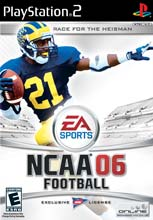NCAA 06 for PS2
