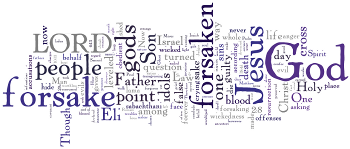 Wednesday of Laetare 2016 Wordle