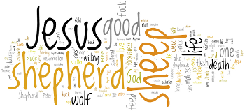 Misericordias Domini 2016 Wordle
