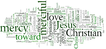 The Fourth Sunday after Trinity 2016 Wordle