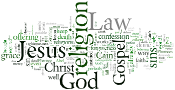 Eleventh Sunday after Trinity 2016 Wordle