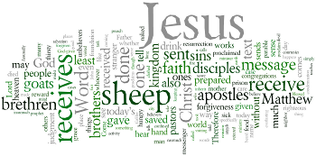 Seventh Sunday after Michaelmas Year Wordle