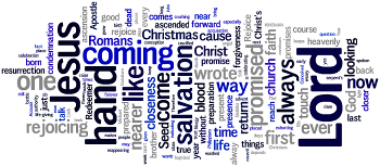 Wednesday of Rorate Coeli 2016 Wordle