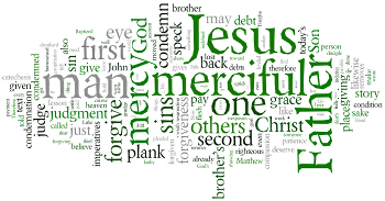 Fourth Sunday after Trinity 2017 Wordle
