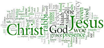 Fifth Sunday after Trinity 2017 Wordle