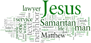 Thirteenth Sunday after Trinity 2017 Wordle