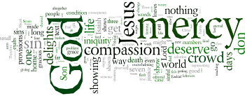 The Seventh Sunday after Trinity 2019 Wordle