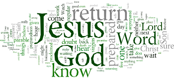 Last Sunday of the Church Year 2019 Wordle