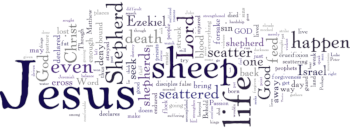 Wednesday of Oculi 2020 Wordle