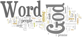 Nativity of Our Lord 2013 Wordle