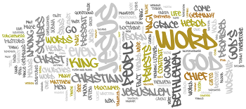 Epiphany 2013 Wordle