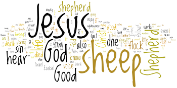 Misericordias Domini 2013 Wordle
