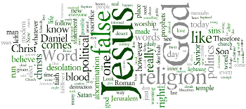 Trinity XXV 2013 Wordle