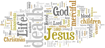Second Sunday after Christmas 2014 Wordle