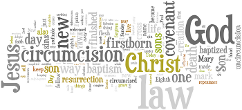 Circumcision and Name of Jesus 2014 Wordle