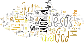 Jubilate 2014 Wordle