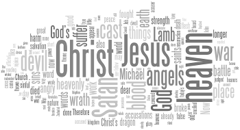 Michaelmas 2014 Wordle