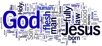 Mid-week Advent I 2014 Wordle