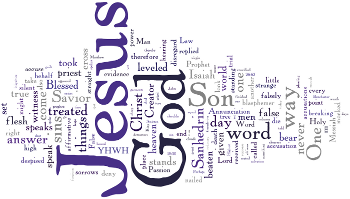 Mid-week Lent III 2014 Wordle