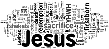 The Purification of Mary and the Presentation of Our Lord 2014 Wordle