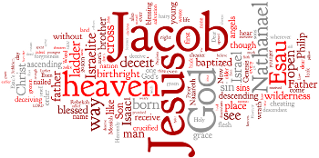 St. Bartholomew, Apostle 2014 Wordle
