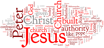 Sts. Peter and Paul, Apostles 2014 Wordle