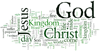 Trinity XXV 2014 Wordle