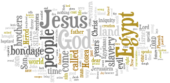 Second Sunday after Christmas 2015 Wordle