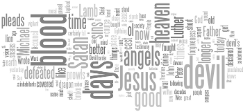 Michaelmas 2015 Wordle