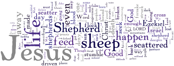 Mid-week Lent III 2015 Wordle