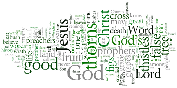 The Eighth Sunday after Trinity 2016 Wordle