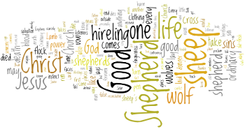 Easter 4B 2012 Wordle