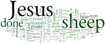 The Seventh Sunday after Michaelmas 2015 Wordle